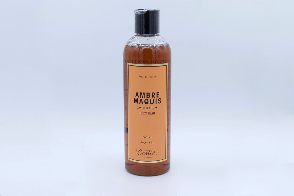 Ambre Maquis Body Wash