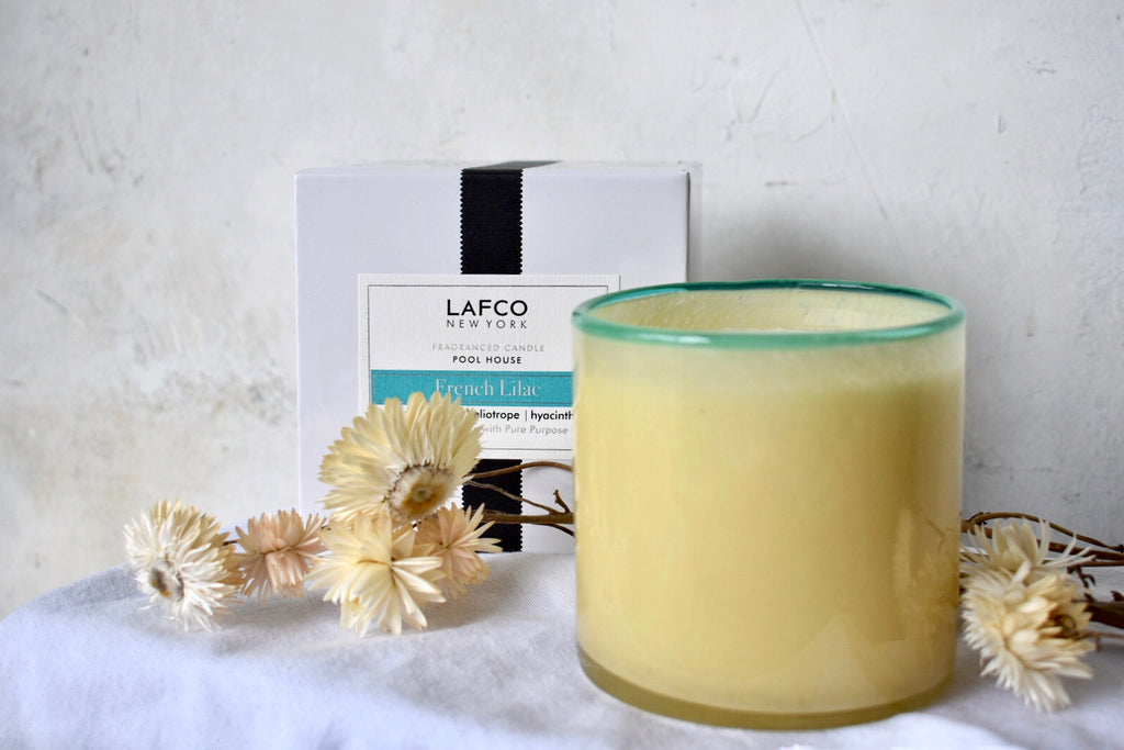 Lafco New York French Lilac Candle