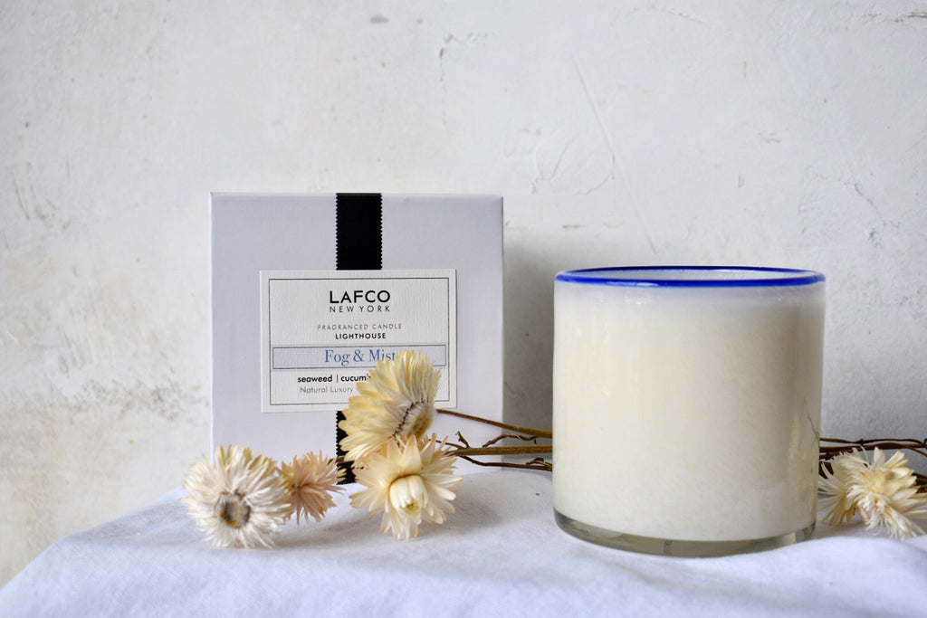 Lafco New York Fog and Mist Candle