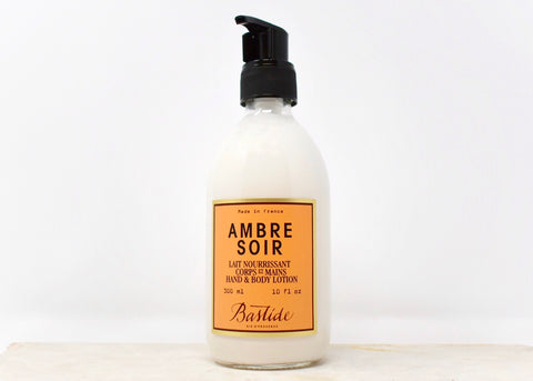 Bastide Ambre Soir Hand and Body Lotion