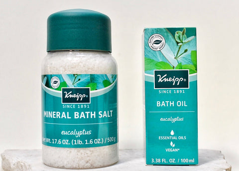 Kneipp Eucalyptus Bath Salt & Oil