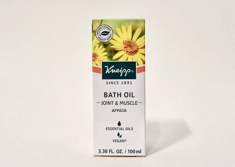 Kneipp Joint & Muscle Bath Oil