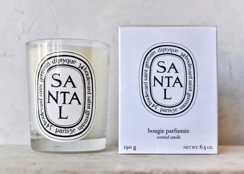 Diptyque Santal Candle