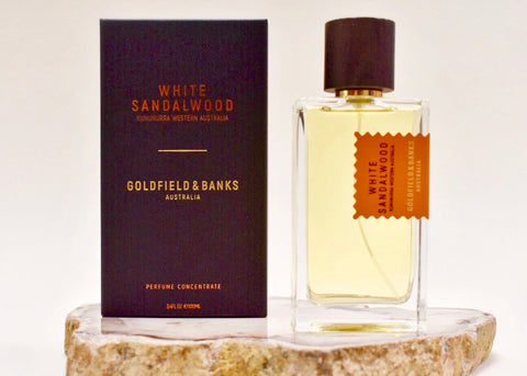 Goldfield & Banks White Sandalwood Perfume