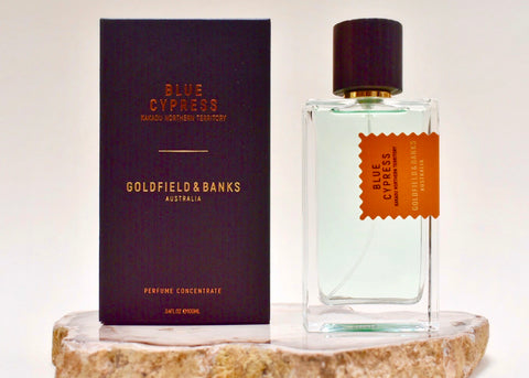Goldfield & Banks Blue Cypress Perfume