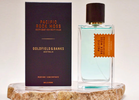 Goldfield & Banks Pacific Rock Moss Perfume