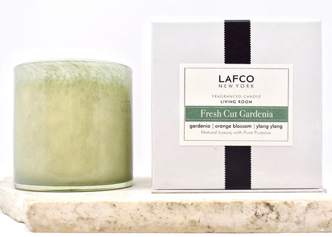 Lafco New York Fresh Cut Gardenia Candle