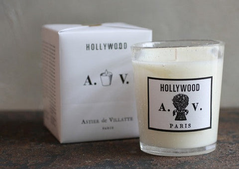 Hollywood Candle