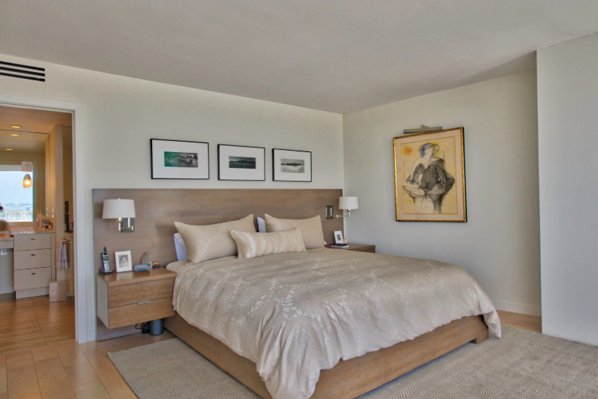 Bedroom designed by L.A. designer Amber Williams of Amber Nicole Interiors