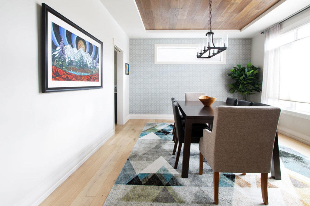 Dining room Design by Louis Duncan-He Designs