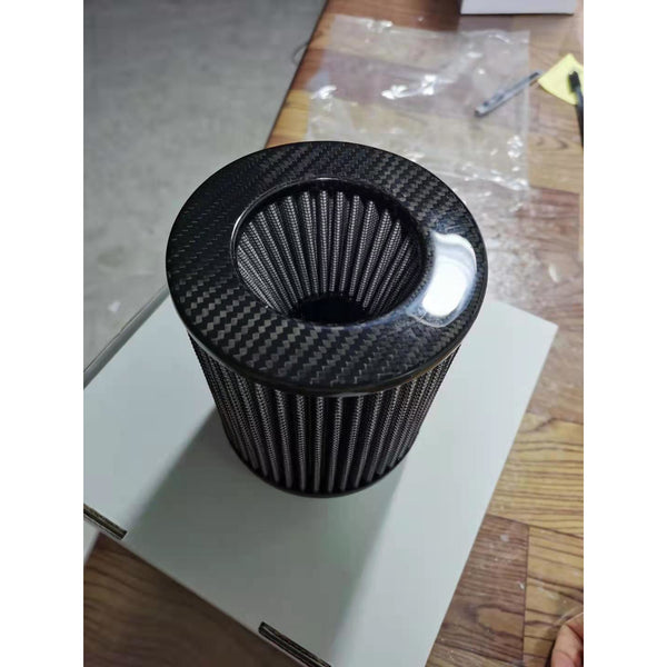 Real Carbon Fiber Air Filters - N63 intake