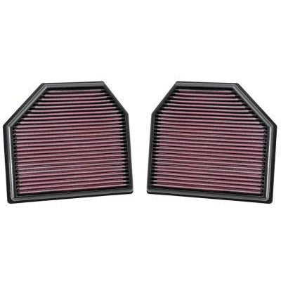 K&N Replacement Air Filter for 11-14 BMW M5/M6 4.4L V8 / 2015