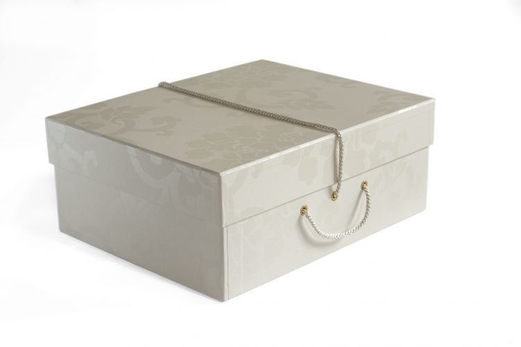 Endsleigh Ivory Wedding Dress Travel Box - Maxi