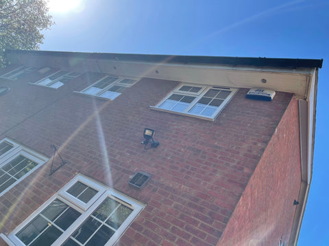 Gutter cleaning woodhall park swindon