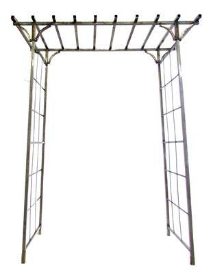 Wrought Iron Corby Arbor - Remy's Furniture Warehouse