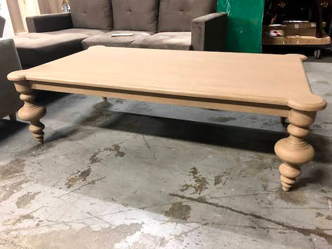 Weathered Graff Coffee Table