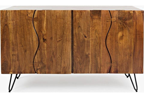 Live Edge Chestnut Sideboard - Remy's Furniture Warehouse