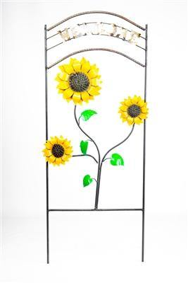 Sunflower Wrought Iron Leven Trellis - Remy's Furniture Warehouse