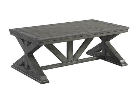 Old Forge Coffee and End Table Set - Remy's Furniture Warehouse