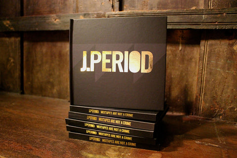 J.PERIOD X 10 COLLECTOR'S ART BOOK + BONUS CD
