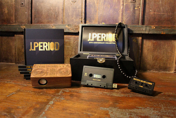 J.PERIOD x 10 COLLECTION (THE COMPLETE BOXSET)