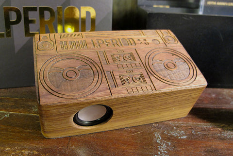 J.PERIOD x DUB BOX MOBILE SPEAKER