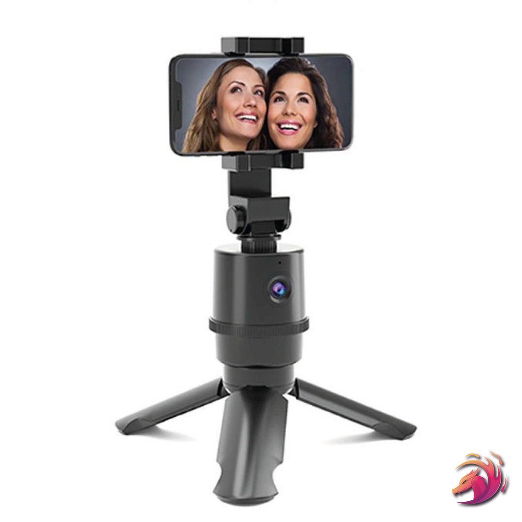 intelligent smartphone holder 360 smart rotation