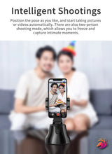 Load image into Gallery viewer, Smartphone Holder New Generation 360° Smart Rotating - Face & Object Tracking (With APP)