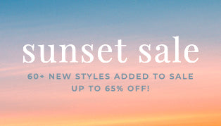 New Styles Added to Sale. Up to 65% off Original Prices!