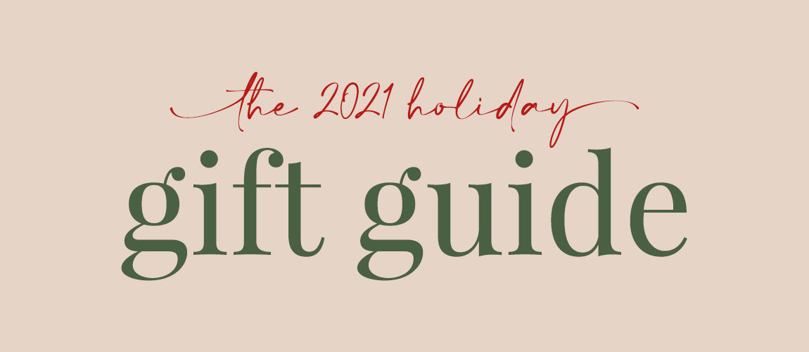 Gift Guide for Handmade Jewelry