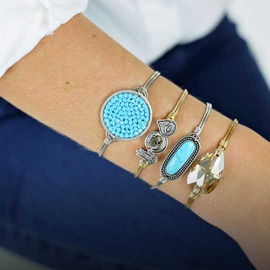 Bangle Stacking