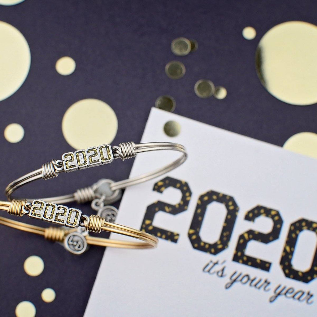 2020 Bangle Bracelet choose finish: