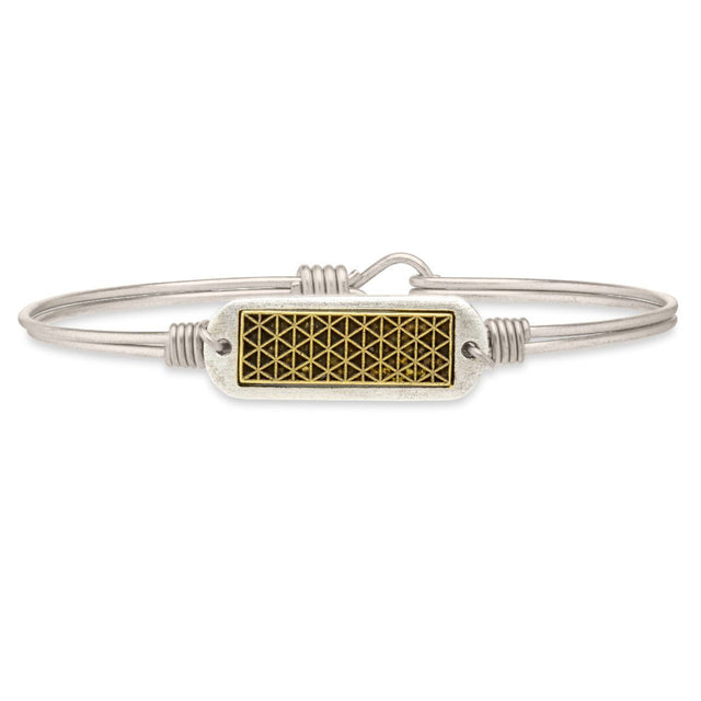 Filigree Hudson Bangle Bracelet