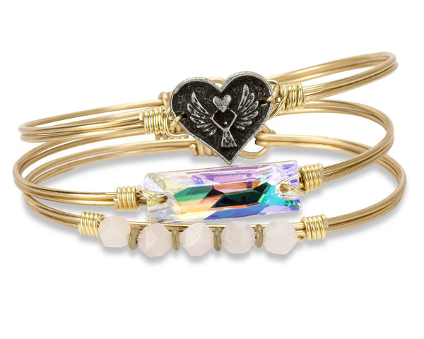 Mother's Day Angel Heart Stack (Limited Edition)