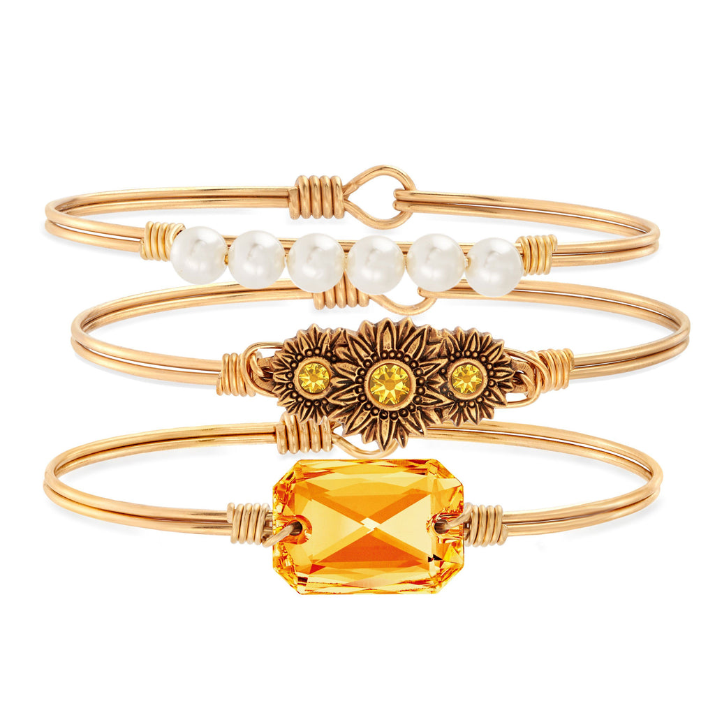 Miss Sunshine Stack choose finish: