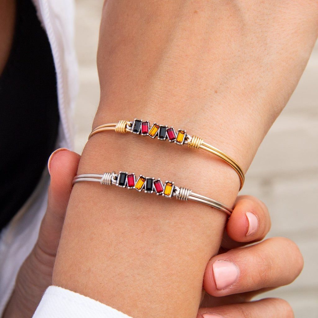 Germany Mini Hudson Bangle Bracelet choose finish: