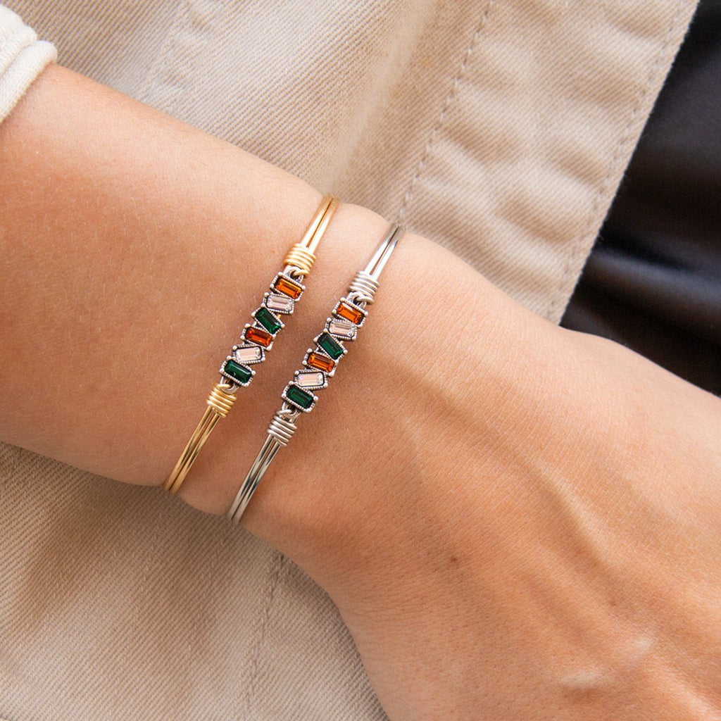 Ireland Mini Hudson Bangle Bracelet choose finish: