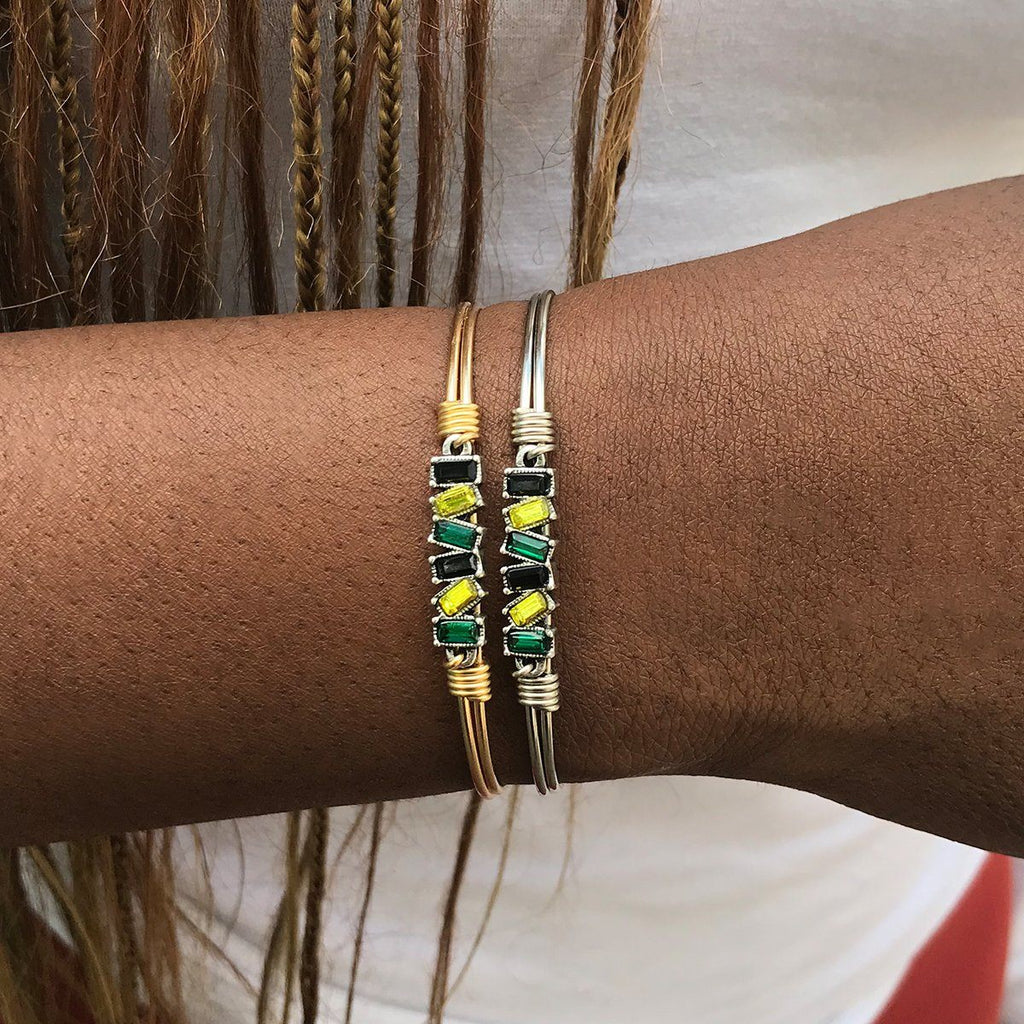 Jamaica Mini Hudson Bangle Bracelet