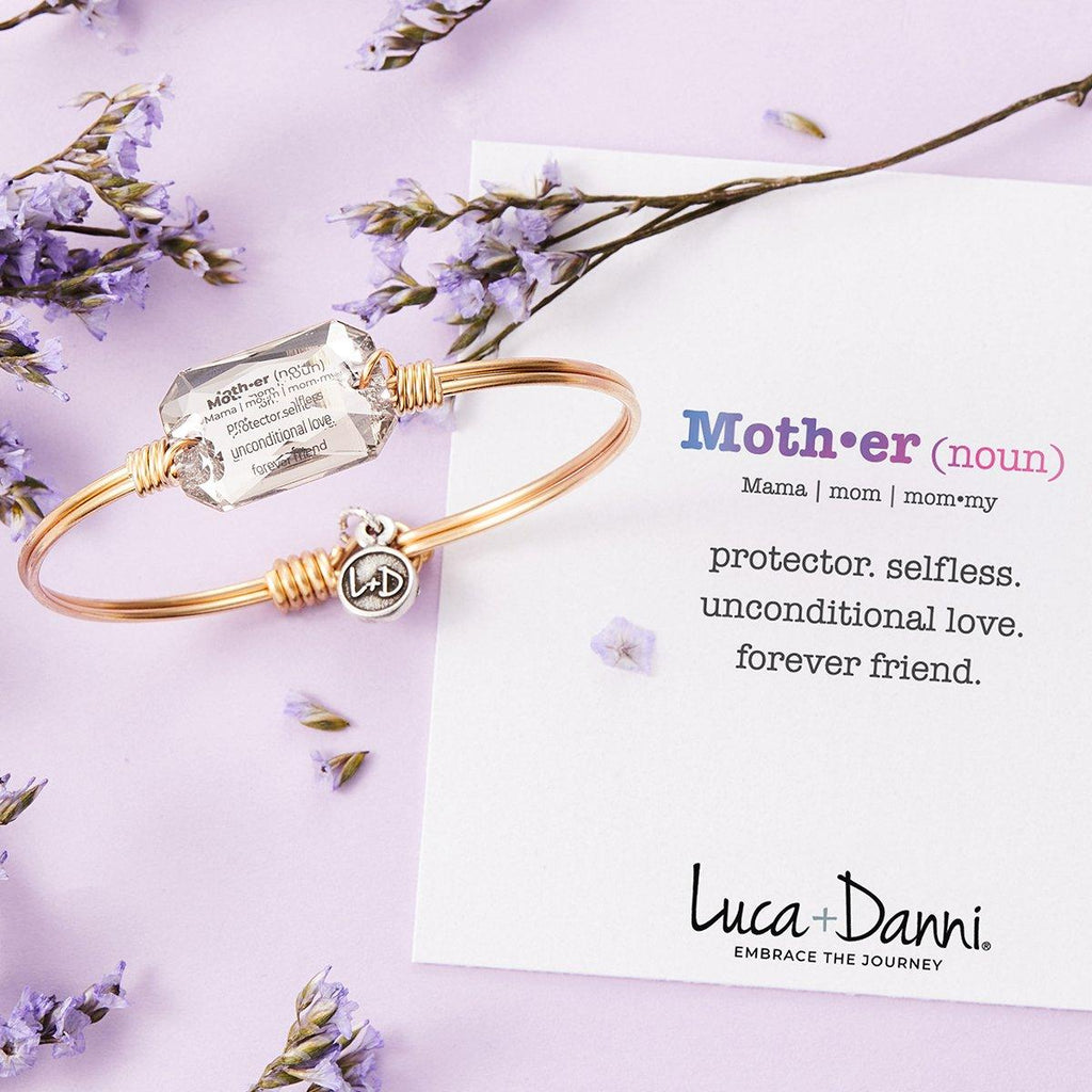 Mother + Daughter Definition Gift Set in Crystal