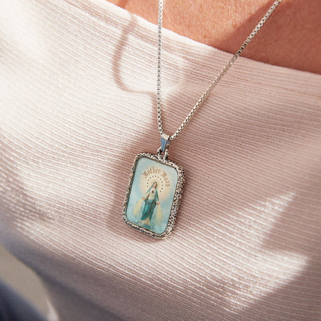 Immaculate Mother Necklace