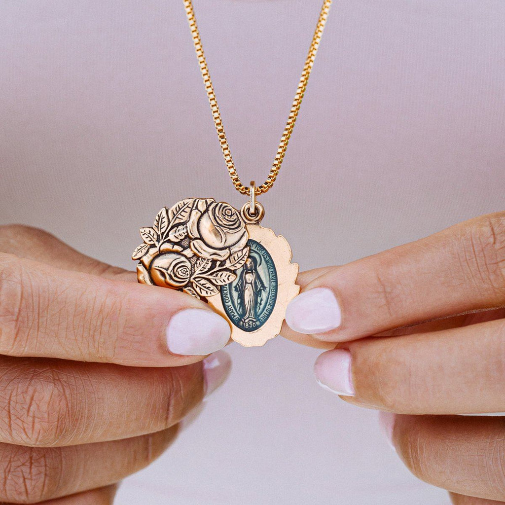 Miraculous Locket Necklace