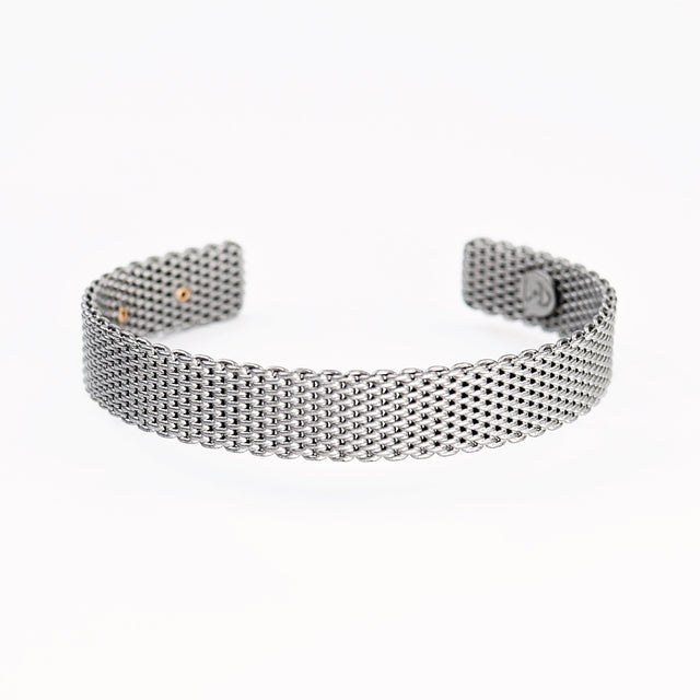 Embrace the Journey Woven Cuff