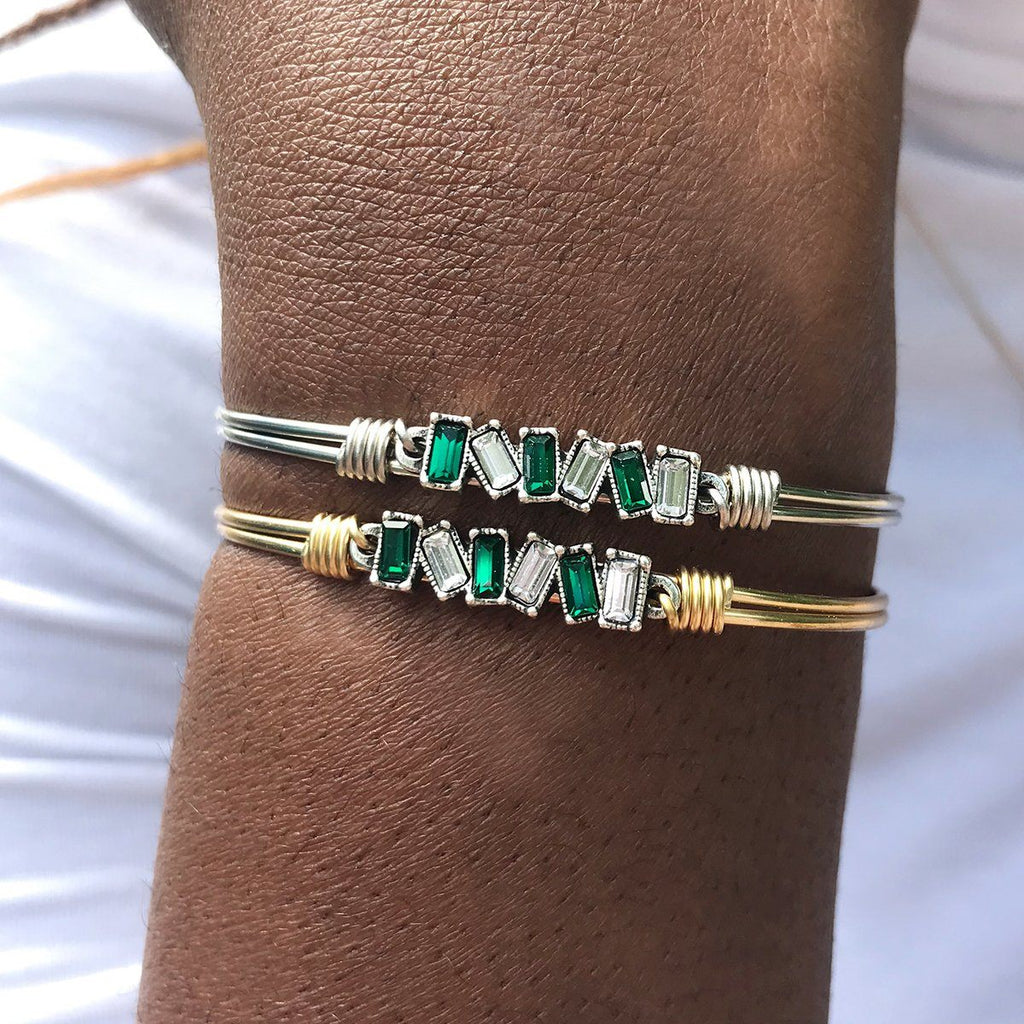 Nigeria Mini Hudson Bangle Bracelet