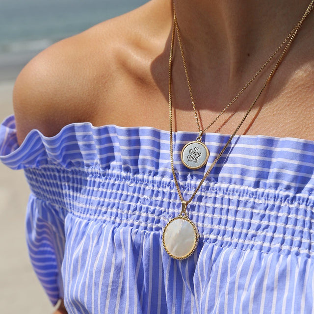 Ocean Child Necklace