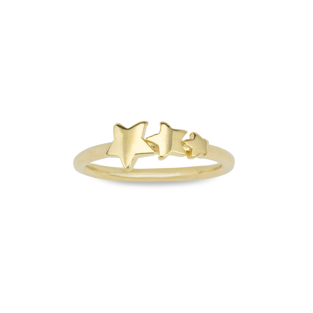 You're a Star Ring-Rings-finish:18k Gold Plated-6-Luca + Danni