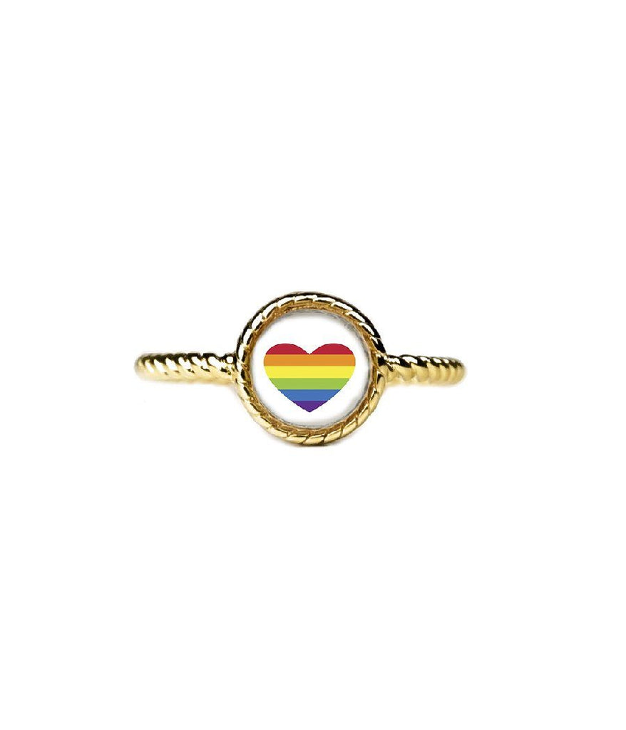 Love is Love Ring