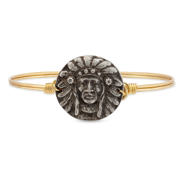 Chief Coin Bangle