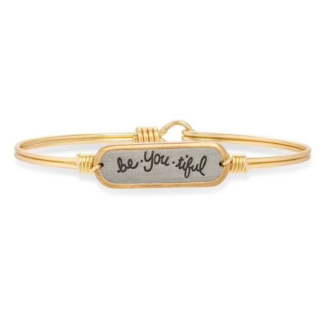 Be-you-tiful Bangle Bracelet