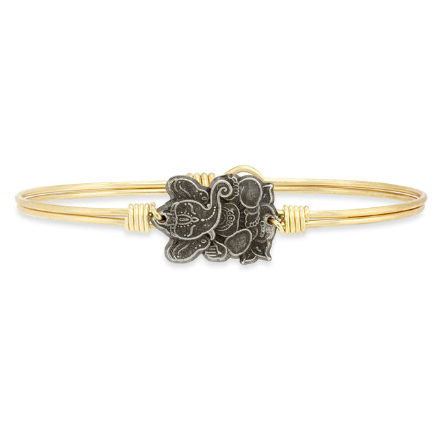 Ganesha Bangle Bracelet