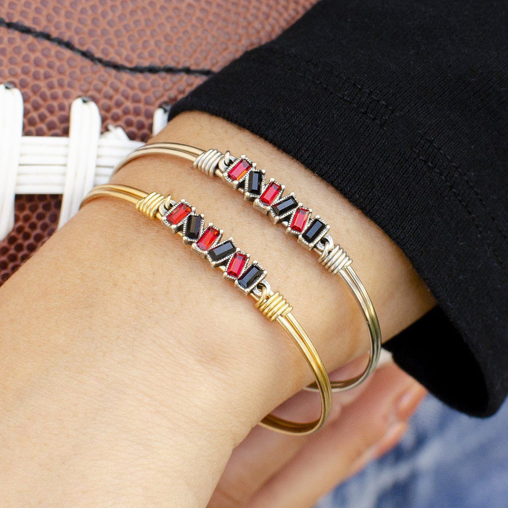 Lubbock Bangle Bracelet choose finish: